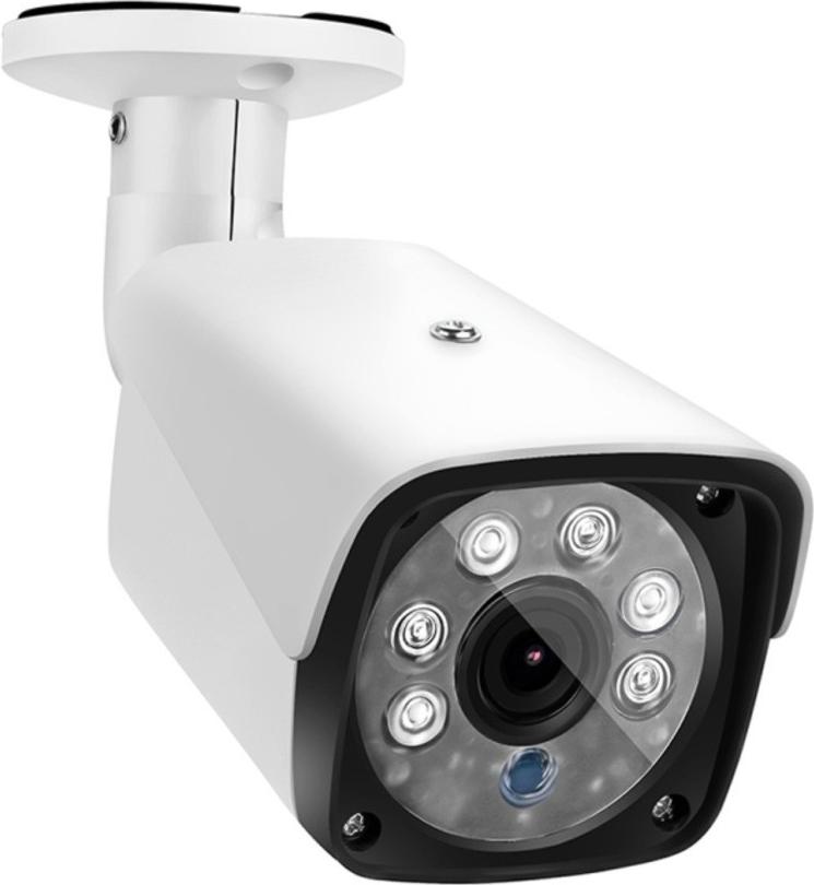 J-Tech Starligth 5MP 1080P 6 Atom Led Gece Renkli AHD Kamera JT-652