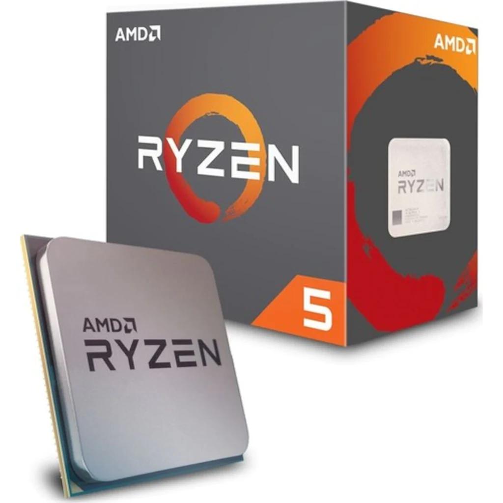 AMD RYZEN 5 1600 3.2GHz 19MB Önbellek 6 Çekirdek AM4 12nm İşlemci