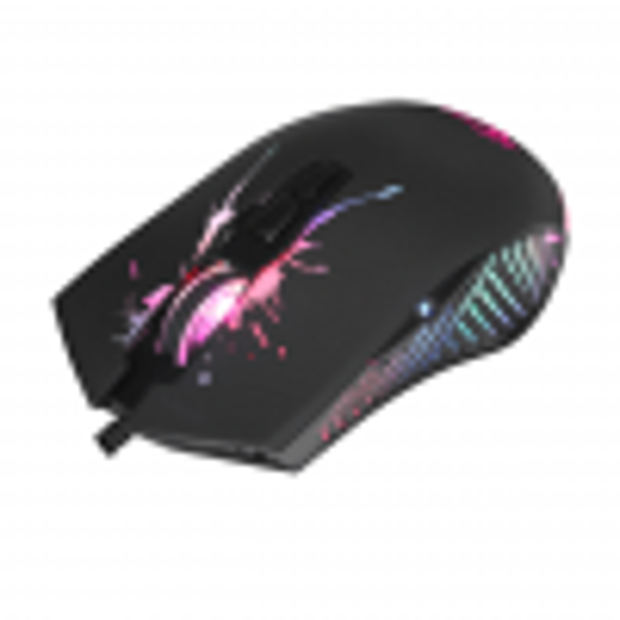 Xtrike Me® GM-215BK 704F 7D RGB Gaming Mouse 7200 DPI Ayarlanabilir RGB ışıklı/DPI