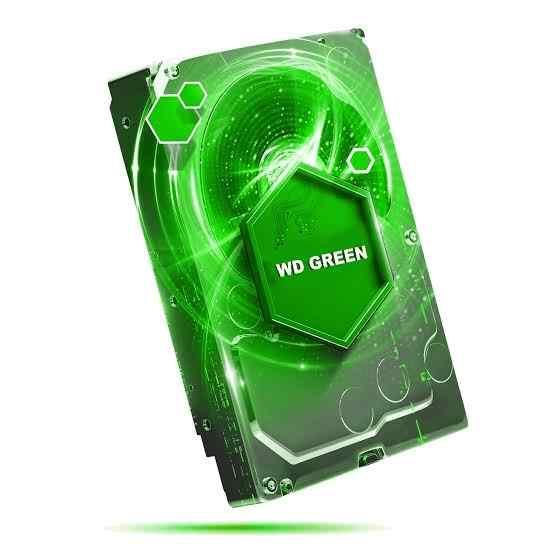 WD AV-GP 500GB 7200RPM 3.5 32MB SATA 2 Sabit Disk - WD5000AVDS