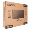 Everest M-135 18.5 5ms 75Hz HDMI+VGA HD Led Monitör