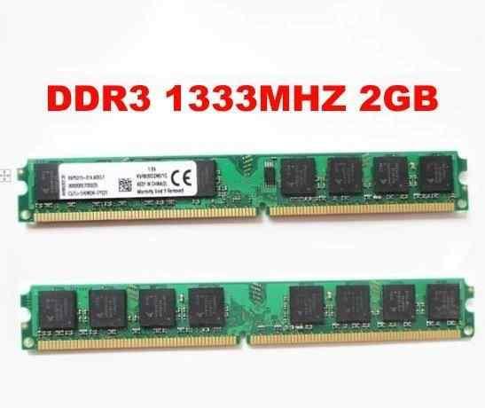 2GB DDR3 1333 MHZ RAM BELLEK AMD İNTEL UYUMLU
