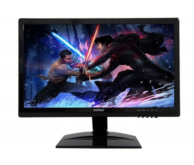 Everest M-992 18.5inç 1366x768 VGA+DVI Led Monitör