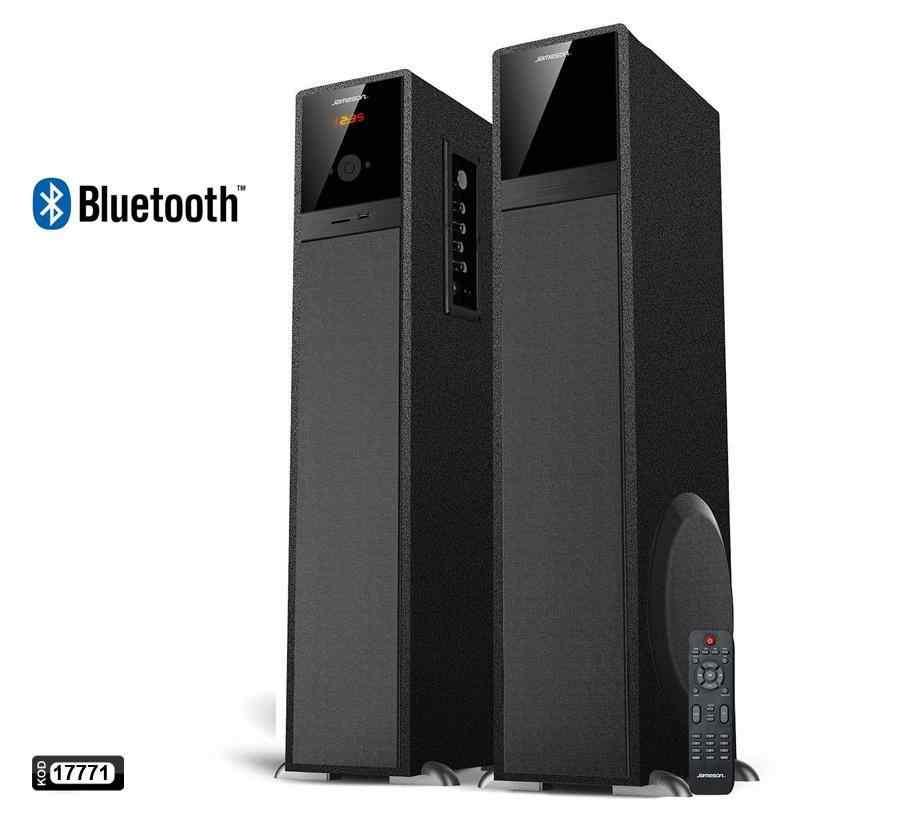 SES SİSTEMİ 1 1 BLUETOOTH FM/SD/USB KUMANDA JAMESON JS-4015BT
