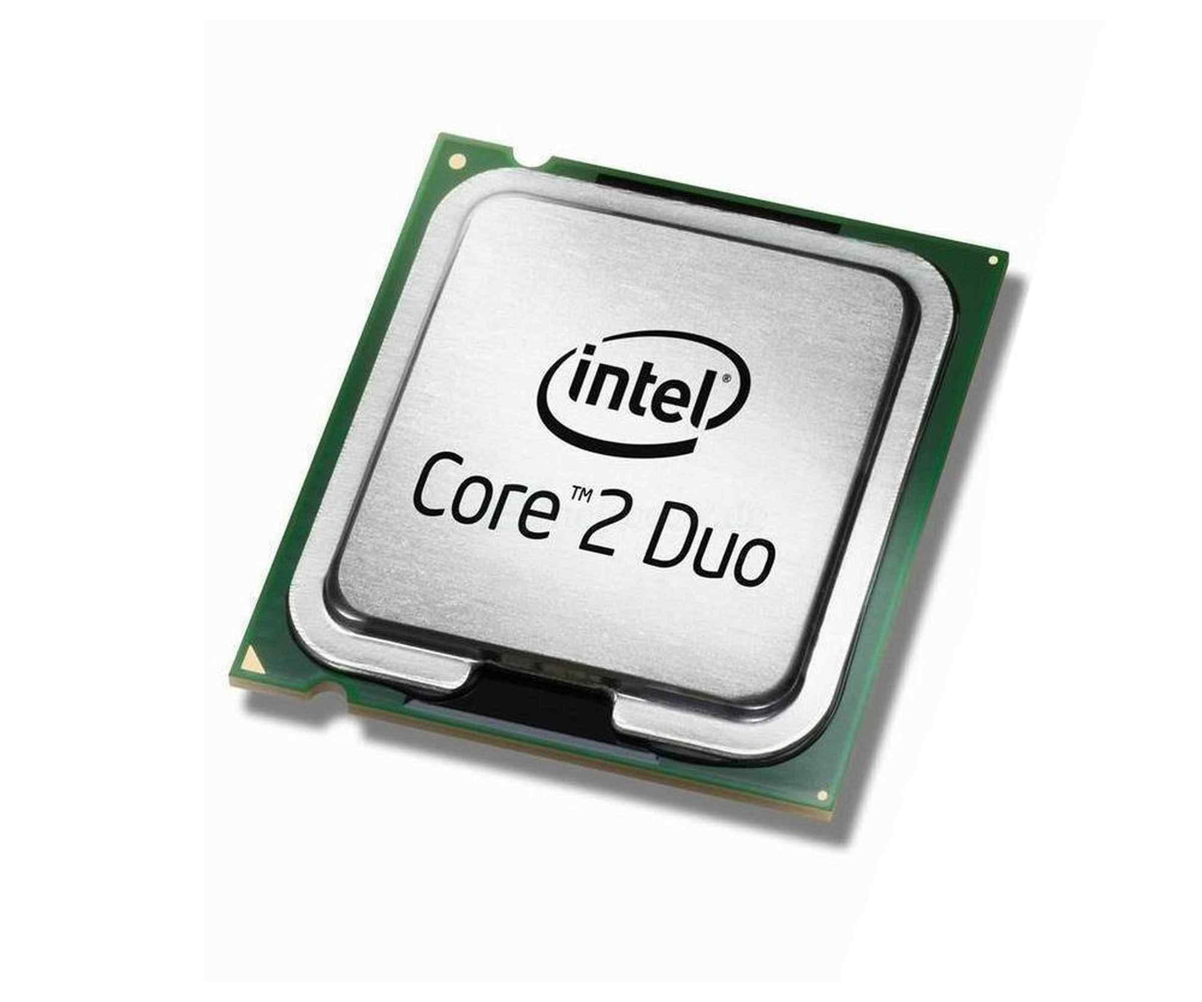 Intel® Core™2 Duo E6550 İşlemci Intel® Core™2 Duo E6550 İşlemci