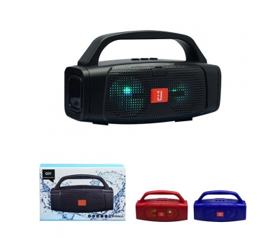 PLATOON PL-4332 IŞIKLI BLUETOOTH SPEAKER FM/SD/USB