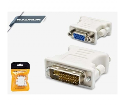 HADRON HD4002 DVI TO VGA ADAPTÖR M/F 24+5