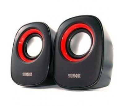 SoundBox 2.0 Usb Speaker Mini Hoparlör 2 0 Usb Bilgisayar SB-902