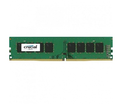 CRUCIAL DDR4 8gb 2400mhz Basic CB8GU2400 PC Ram CL17 288pin 1.2v