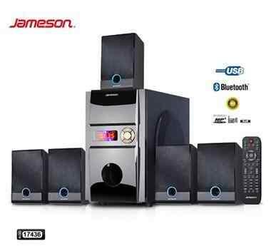 JAMESON JS-3446BT 5+1 BLUETOOTH USB/SD/FM SES SİSTEMİ