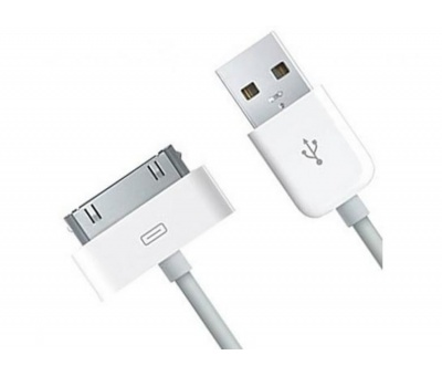 İPHONE 4 USB DATA ŞARJ KABLOSU A KALİTE CBL-24