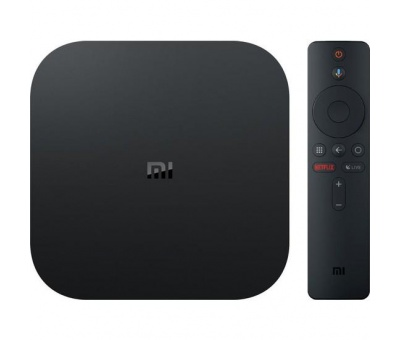 Xiaomi Mi Box S 4K Android TV Box Media Player HDR