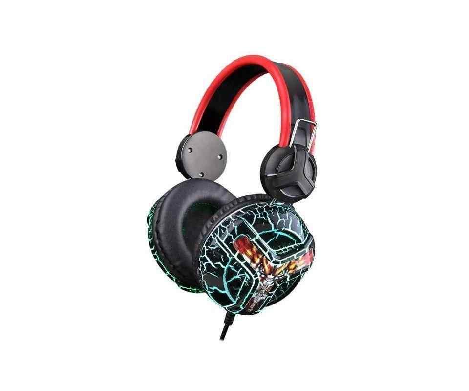 Concord C-940 Mikrofonlu PC Oyuncu Kulaklığı Aydınlatmalı