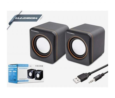 HADRON HD6049 BİLGİSAYAR / LAPTOP SPEAKER SES SİSTEMİ 1.1 USB