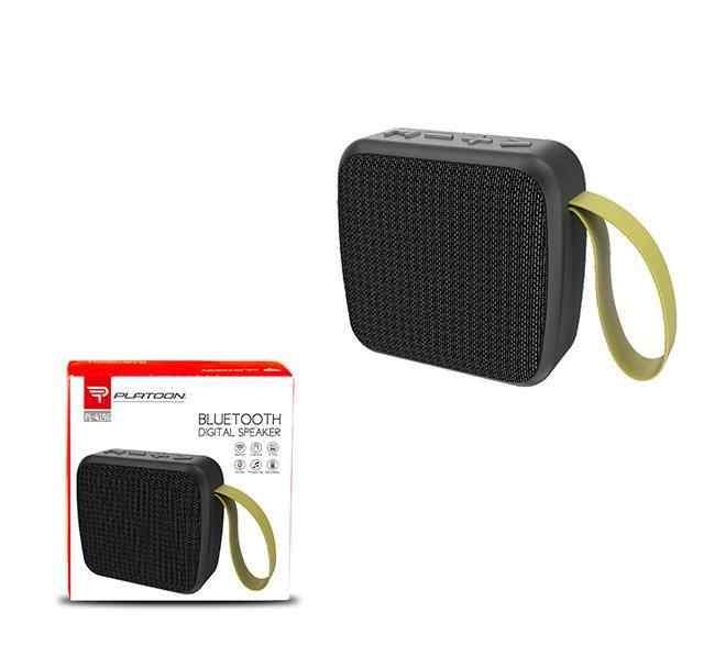 PLATOON PL-4196 BLUETOOTH SPEAKER FM/SD/USB