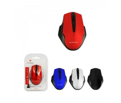 PLATOON PL-1804 WIRELESS MOUSE 2.4 Ghz