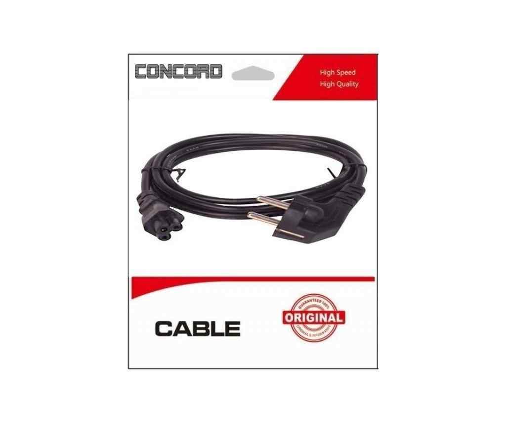 Concord C-501 Notebook Yonca Power Kablo 1.2 mt