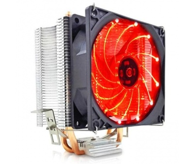 SNOWMAN M200 COMBO AMD/İNTEL 9CM/4PİN CPU FAN RED