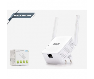 HADRON LV-WR13 ACCESS POINT & REPEATER 300Mbps