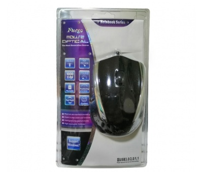 FUEGO FG-09 KABLOLU OPTİK  MOUSE