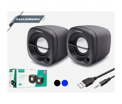 HADRON HD6023 BİLGİSAYAR / LAPTOP SPEAKER SES SİSTEMİ 1.1 USB