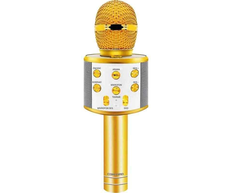 Concord C-8500 BT / TF / USB Türkçe Karaoke Mikrofon