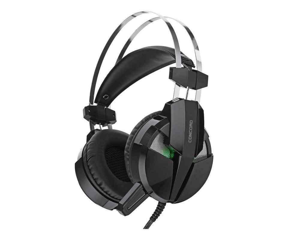 Concord C-942 Mikrofonlu Stereo Oyuncu Gaming Kulaklık