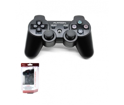 PLATOON PL-2874 PS3 BLUETOOTH ANALOG DUAL SHOCK GAME PAD