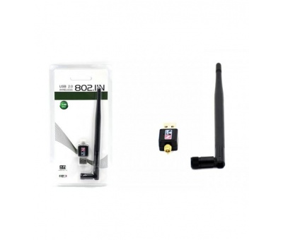 PLATOON PL-9339 600 Mbps WIRELESS ADAPTER ANTENLİ