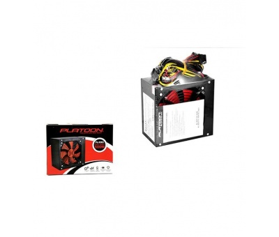 PLATOON PL-9263 500W KUTULU POWER SUPPLY (12CM)
