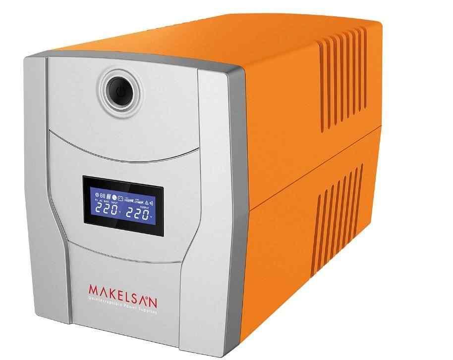 Makelsan Lion X 1.200 VA Line Interactive Kesintisiz Güç Kaynağı