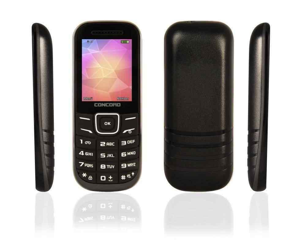 Concord C-5 | 1,77 inc Cep telefonu 2 Yıl Garantili