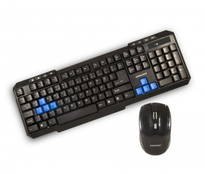 Concord C-50 | Wireless Kablosuz Klavye Mouse Set
