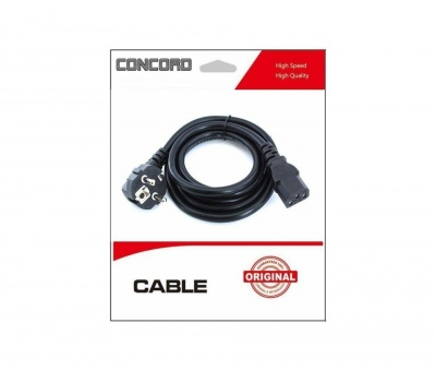 Concord C-500 | 1.2 MT | PC Power Kablo