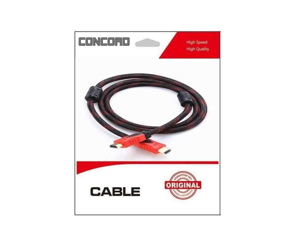 Concord C-514 | 3 MT | Örgü | HDMI Kablosu