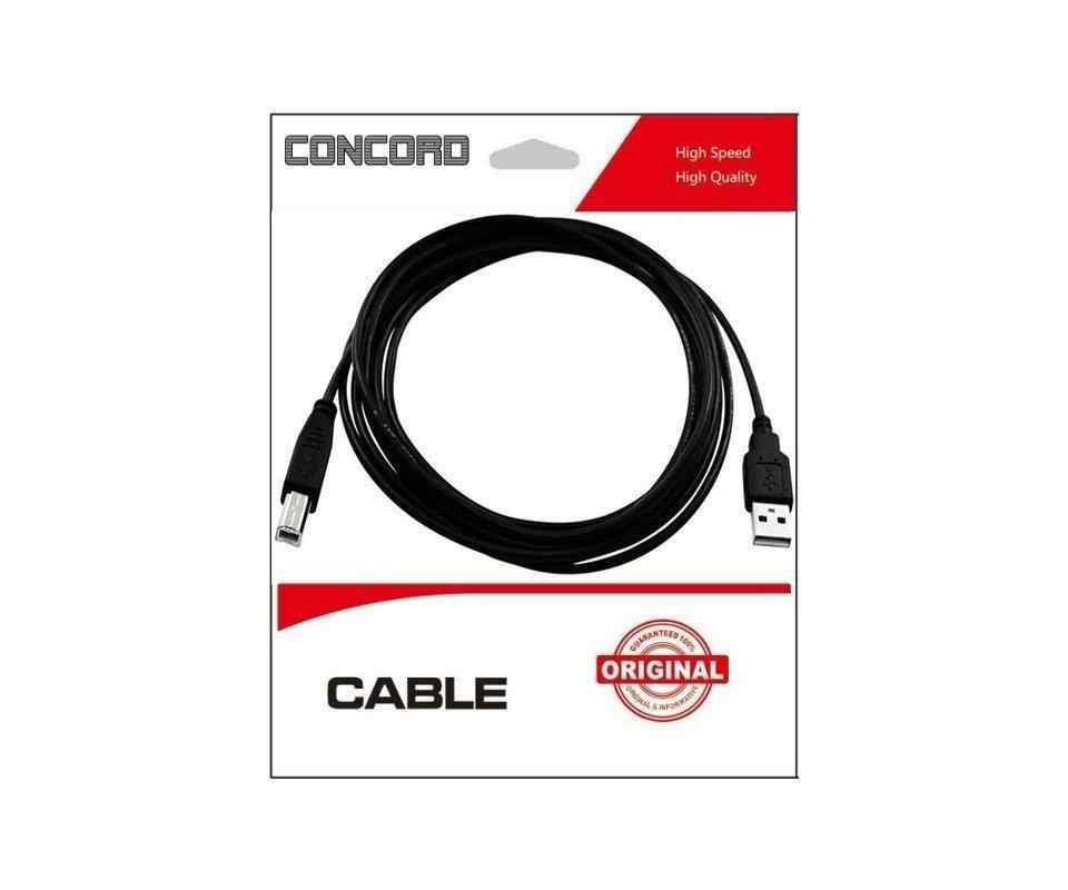 Concord C-529 | 3 MT | 2.0 USB Yazıcı Kablo