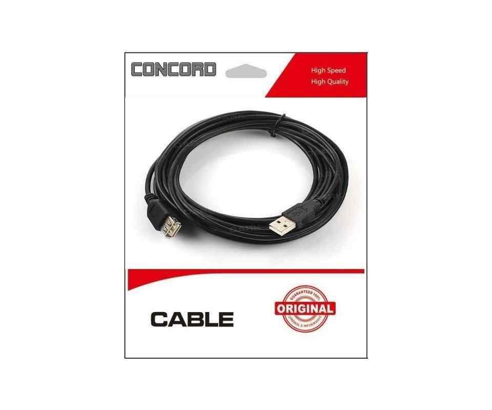 Concord C-537 | 5 MT | 2.0 USB Uzatma Kablo