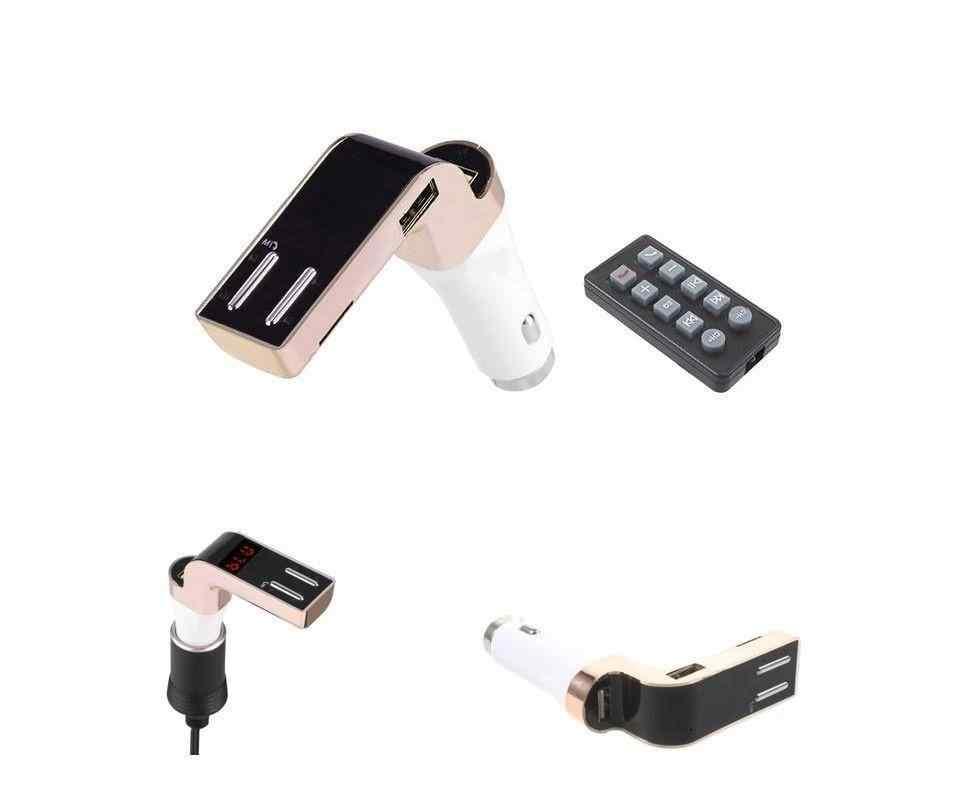 Concord C-603 | DUAL USB | TF | BT | FM Transmitter