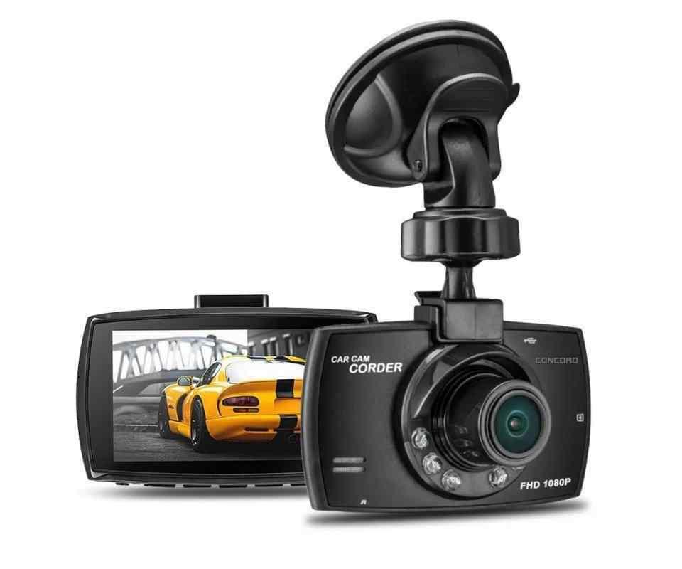 Araç İçi Kamera| 2.5 İnç TFT| CONCORD C-650 | VGA | G-SENSÖR |