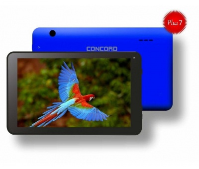 Concord C-777 Plus7 | 7 İNÇ HD | 1 GB | 16 GB Tablet PC  I  Mavi
