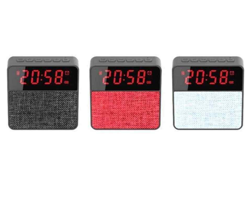 Concord C-789 | BT | TF | USB | Lcd Alarm Bluetooth Fm Hoparlör