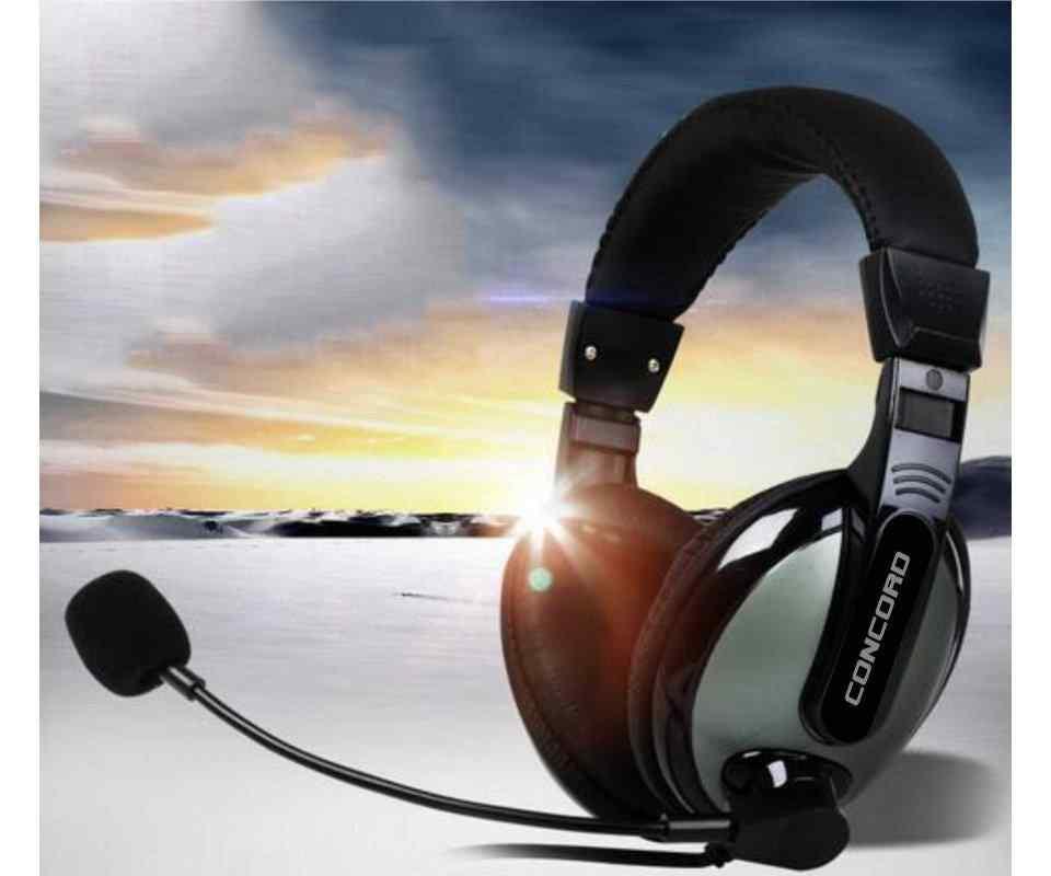 Concord C-916 | Bilgisayar Kulaklık Mikrofonlu