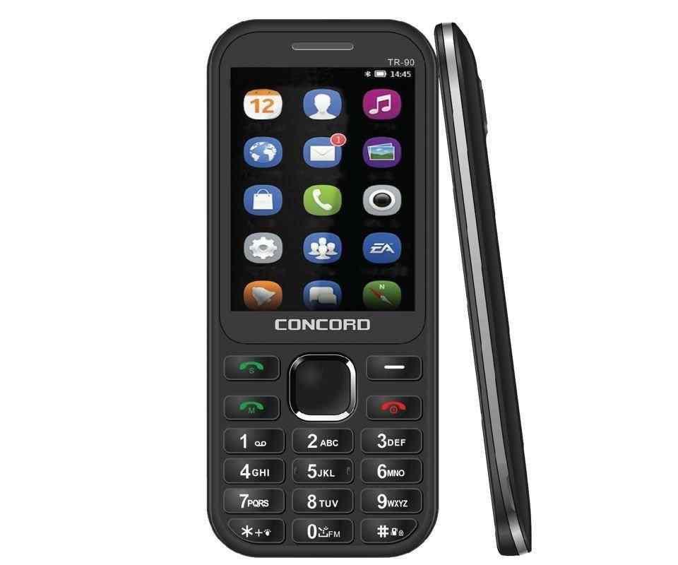 Concord TR-90 | 2,8 inc Cep telefonu 2 Yıl Garantili