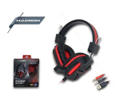 HADRON HD1132 OYUNCU GAMİNG KULAKLIK LY805 USB AUX 3.5MM