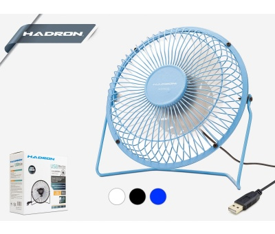 HADRON HD2032 USB METAL FAN 18*18CM
