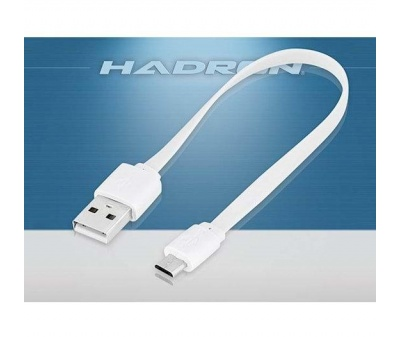 HADRON HD4379 ANDROID YASSI KABLO 20CM