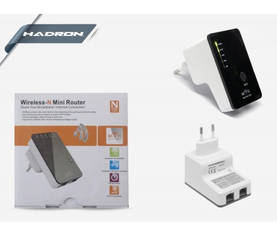 HADRON HD9101 ACCESS POINT & REPEATER 300Mbps