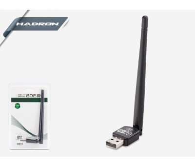 HADRON HD9300 WIRELESS ADAPTÖR 150Mbps UYDU UYUMLU