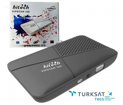 Sungate Vipstar Full HD Uydu Mini Alıcısı Wifi-3G