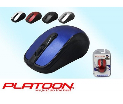 PLATOON PL-1820 WIRELESS KABLOSUZ MOUSE 2.4 ghz